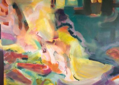 Good Knight Avenue, 2020 Oil on canvas